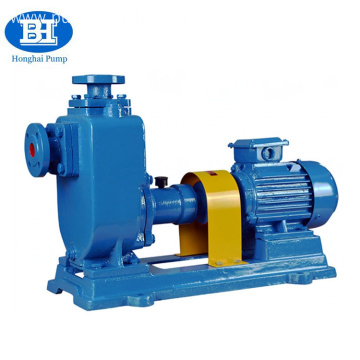 Explosion-proof single stage centrifugal pump for diesel